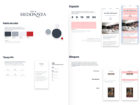 App Style Guide - Guia Hedonista