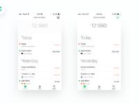 Fintech appp exploration   real pixels