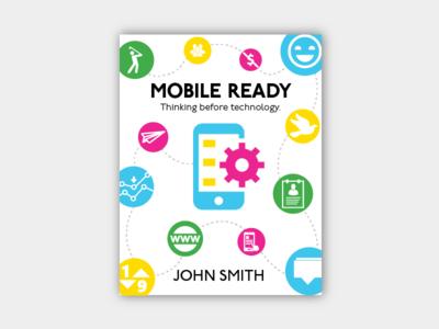 Mobile Ready Book Cover book bookcover illustrator