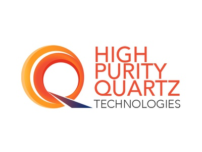 High Purity Quartz Logo vector logo color
