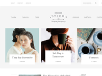 That Beautiful Blogging Theme