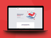 Redesign of Web Efficient's Website