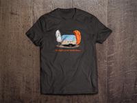 Trailer for sushi - tshirt #02