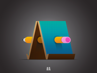 #A letter made for #36daysoftype06