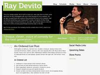 Comedy in HTML
