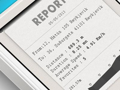 Report Ticket