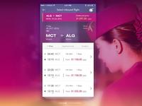 Flight Select Qatar Airways App