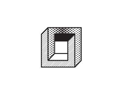 Fatamorgana impossible figures monochrome