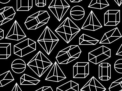 geometrics geometrics piotrek chuchla black white figures linear