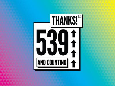 500! likes facebook thanks piotrek chuchla