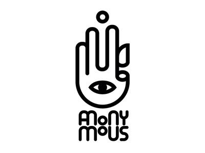 Anonymous piotrek chuchla logo anonymous hand eye black