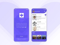 Chatkorner - Messenger and topic chat
