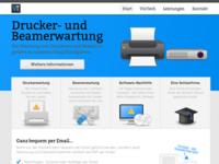 School maintenance website