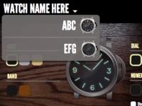Watch Customizer