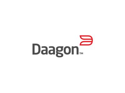 Daagon logo design