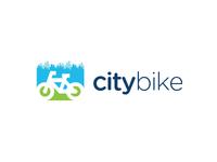 Citybike logo design ver2