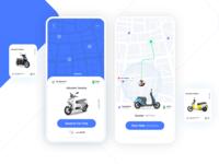 eScooter App