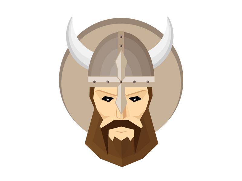 Viking viking ilustration