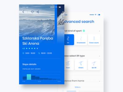 Winter Sports App