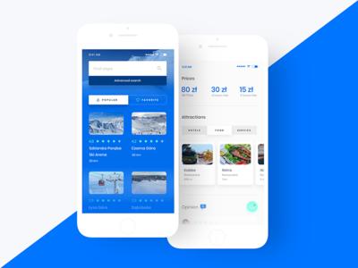 Winter Sports App 2