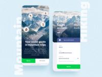 Mountain Hike App #001