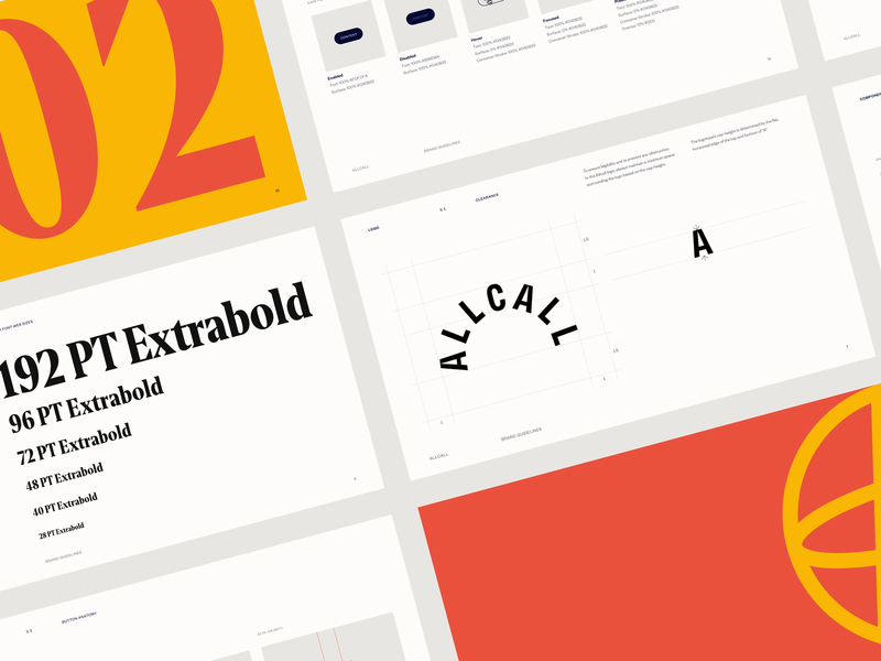 Allcall Brand Guidelines