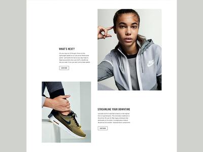 NikeWomen's Digital Style Guide