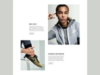 NikeWomen's Digital Style Guide