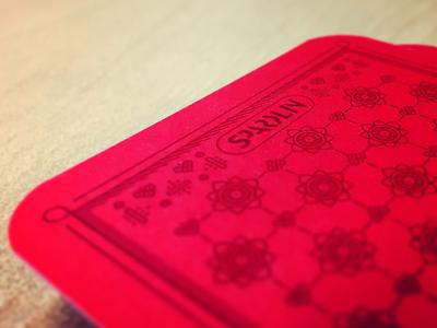 Sparklin Card