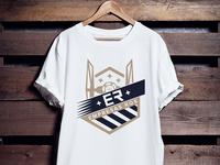 Empresas Ros - T-Shirt Logo Design