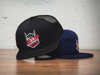 Empresas Ros - Hat Logo Design
