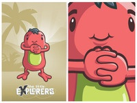 Preschool Character WIP