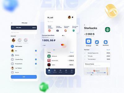 Example bank bankapp mobileapp ecommerce app bank product mobile ux ui
