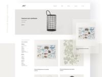 minimal store concept