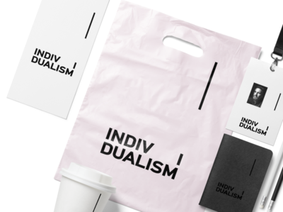 Individualism logo concept