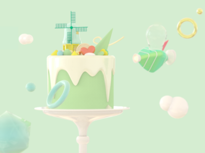 Cake~
