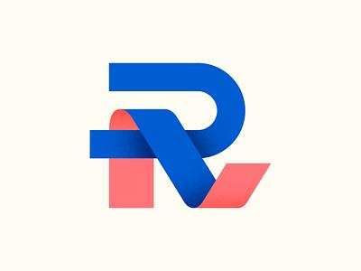 R Logomark logoinspiration logotype logoinspire behance dribbble logo design shapes icon graphic design illustrator branding typography logo vector minimal