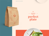 The Perfect Plate - Logo Design