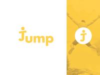 JUMP - Minimal Wordmark