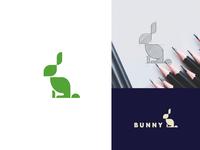 Rabbit - Geometric Icon
