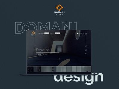 Domani Design: e-commerce template