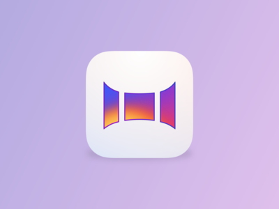 App icon for Swipify iOS app instagram app app icon design icon ios app icon