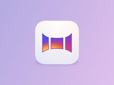 App icon for Swipify iOS app instagram app app icon design icon ios app icon