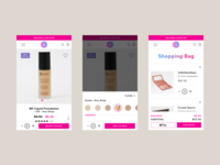 BH Cosmetics | eCommerce Experience