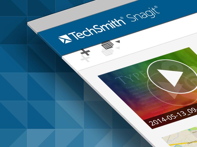 Snagit App for Chrome snagit