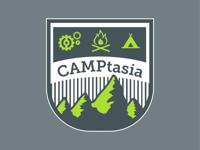 CAMPtasia  design graphic design identity camtasia