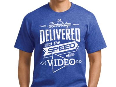 Tshirt design for TechSmith Relay