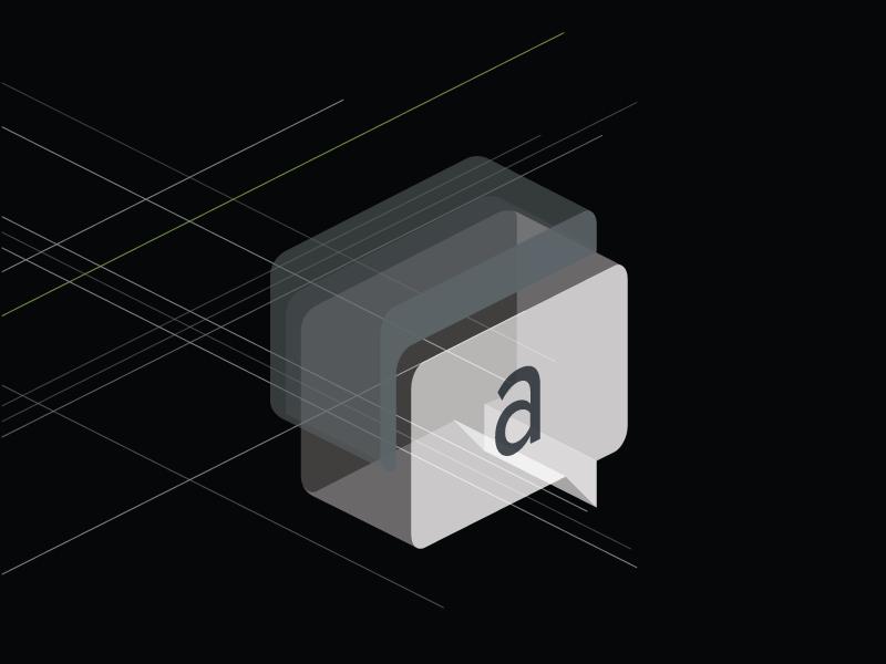 Signature graphic: Callout modular design camtasia techsmith graphic design design branding art direction