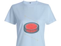 Snagit Tshirt : Record button