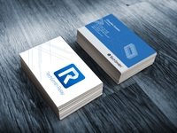 Relay businesscard  2x